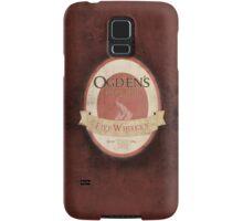 Ogden's Olde Time Firewhiskey Samsung Galaxy Case/Skin