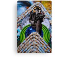 El Señor del Tiempo/ Time Lord Canvas Print