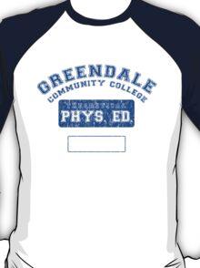 Greendale Theoretical Phys. Ed.  T-Shirt