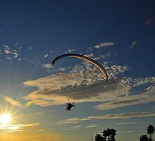 Power Paragliding   by joevoz