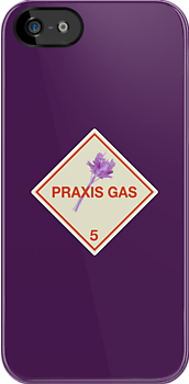 Hazardous: Praxis Gas by glyphobet