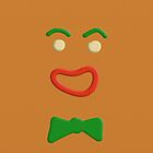 Gingerbread Man by dreamwall