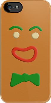 Gingerbread Man by dreamwall
