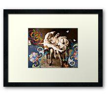 Goddesses Framed Print