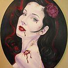 Dita Zombie by ZimmerArt