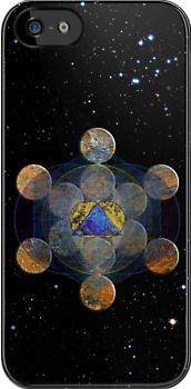 Gaia Sacred Geometry by John Paul Polk