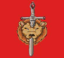 Gryffindor: Lion by jancarlob