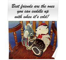 Rocking With Friends - Art Prints & Greeting Cards Poster