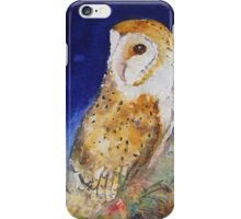 Barn Owl iPhone case iPhone Case/Skin
