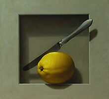 Balanced Lemon by Paul Coventry-Brown