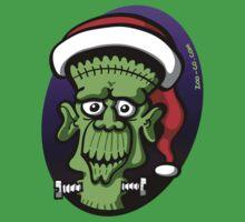 Christmas Frankenstein Kids Clothes