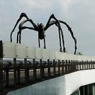 Spider Coming for You, Leeum Samsung Museum by Jane McDougall