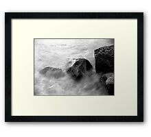 Coast 8 Framed Print