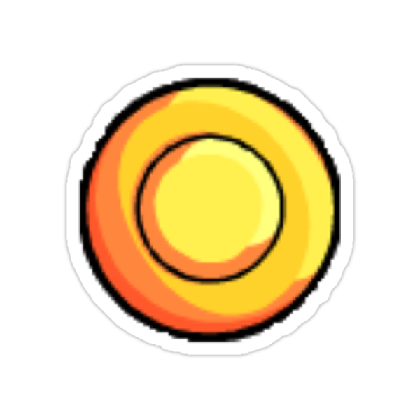 Marsh Badge (Pokemon Gym Badge) by NiteOwl