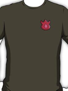 Volcano Badge (Pokemon Gym Badge) T-Shirt