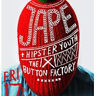 Jape Wooly Hat Poster by M&E  Design