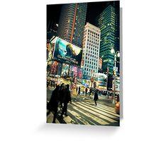 ''Bright City'' Greeting Card