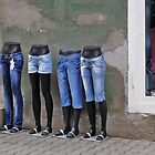Mannequins in Dracula's City by ivDAnu