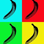 Warhol Banana by guymorris