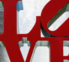 Love Park Sticker