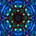 Kaleidoscope Waterdrops by Susan Sowers