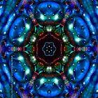 Kaleidoscope Waterdrops by Susan Sowers