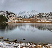 The Winter Tarn by VoluntaryRanger