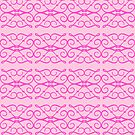 Z abstract -- pink by Jayca