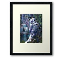 ETHEREAL BONDING Framed Print