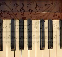 Music Lives by Elenne Boothe