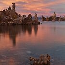 Mono Lake Sunset by Nolan Nitschke