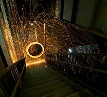 Stairway to... by Alexander Kesselaar