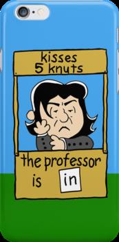 The Professor is IN. by tripperfunster