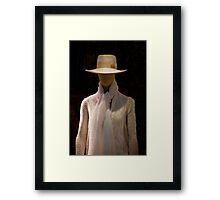 Capri Chic Framed Print