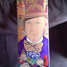 custom willy wonka skateboard by brolicdesigns