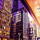 Broadway NYC heats up by Jane Neill-Hancock