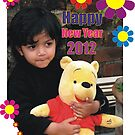 Happy new year 2012 by Bobby Dar
