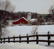 Pennsylvania Winter by Gordon  Beck