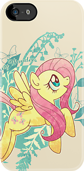 Flutter Nature by anjila