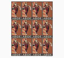 Nixon Abide Sticker Biggy Smalls Set by LibertyManiacs