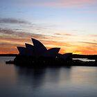 Good Morning Sydney by Dean Perkins