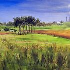 Wood Road, Hervey Bay  by Ryan-Byrne-Art