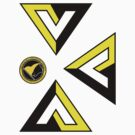 Voluntaryist Sticker Set by LibertyManiacs