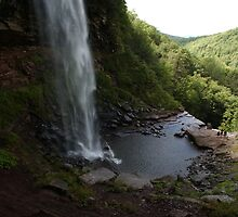 Upper Catskills waterfalls by Anton Oparin