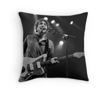 David Kitt: The Big Romance Throw Pillow