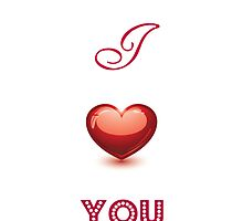 I Love You by Saif Zahid