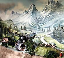 ⊱✿ ✿⊰⊹SWISS MOUNTAIN SIDE⊱✿ ✿⊰⊹ by ╰⊰✿ℒᵒᶹᵉ Bonita✿⊱╮ Lalonde✿⊱╮