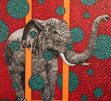 Elephant by artisticle