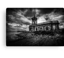 From Infinity Canvas Print