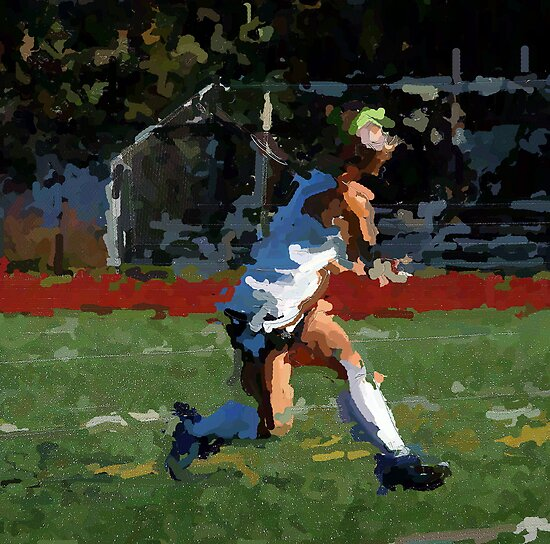 100511-085- 0 p & ink-field hockey by crescenti